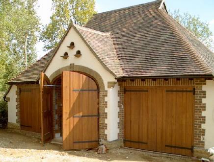 garage door fitting instructions